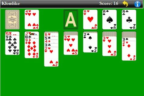 Play Free Solitaire Pack Online Solitaire Cards Klondike