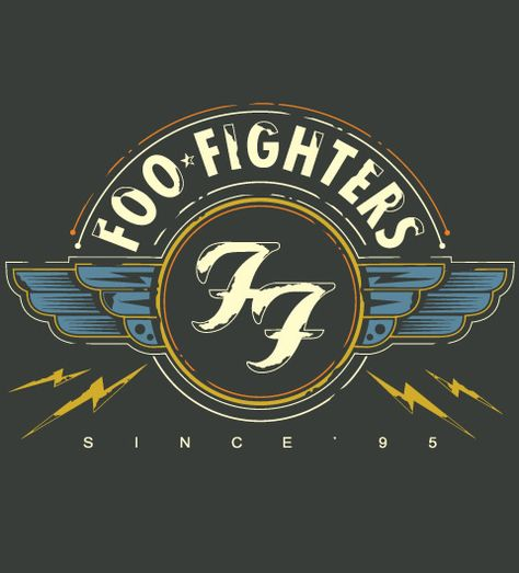 foo fighters t shirts - Google Search