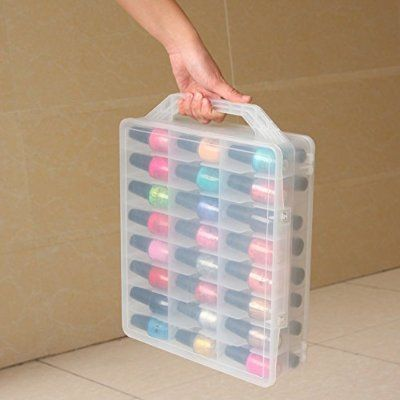 Professional Nail Polish Case Holder | Chroma Gel | Nail polish case Professional nails and Mobile nail technician. & Professional Nail Polish Case Holder | Chroma Gel | Nail polish case ...
