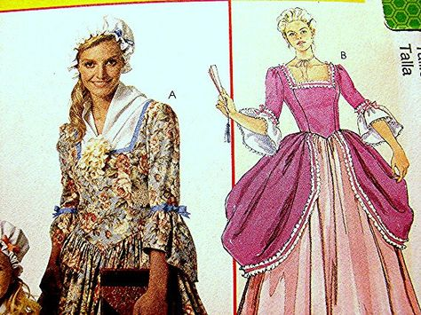 American colonial dress images