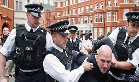 الشرطة البريطانية تداهم صباح الخميس مناطق في مدينة برمنغهام
