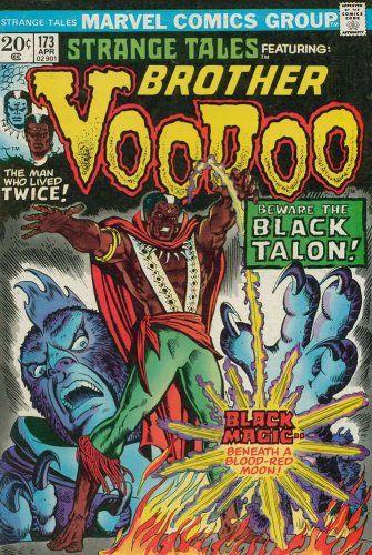 "Strange Tales (1st Series) #173 ""Brother Voodoo: Sacrifice Play!"""