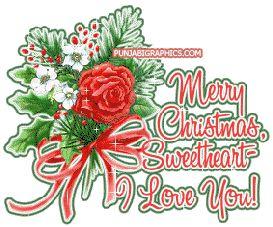 Merry Christmas I Love You.Pinterest
