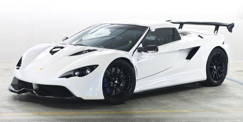 Tuschek Renovatio T500 | Super cars, Car manufacturers