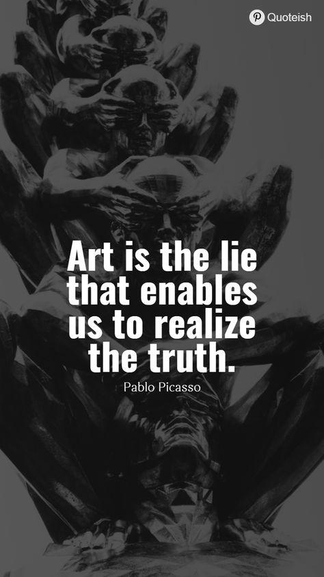 55+ Art Quotes