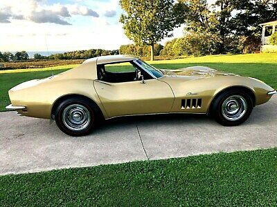 Ebay Advertisement 1969 Chevrolet Corvette 1969 Chevrolet