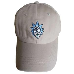 Rick and Morty CAP Pickle Rick papà Beige