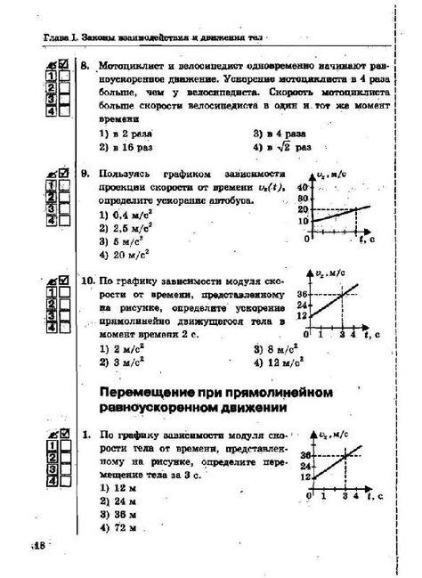 Скачать бесплатно чистую тестовую тетрадь по литературному чтению кубасовой за 4 класс