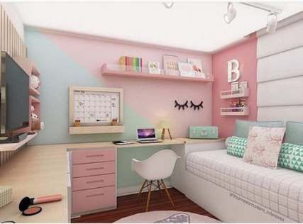 Bedroom Tumblr Colorful 55 Ideas Girl Room Colors Designs