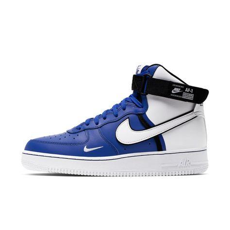 Nike Air Force 1 High '07 LV8 Men's Shoe (Game Royal) in ...