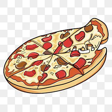 Ilustracion De Vector De Pizza Clipart De Pizza Pizza Comida Png Y Psd Para Descargar Gratis Pngtree Pizza Vector Pizza Drawing Pizza Logo