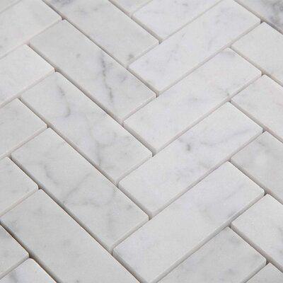 Porpora Carrara 12 X 12 Marble Mosaic Tile In 2020 Marble Mosaic Tiles Marble Mosaic Marble Tile Bathroom