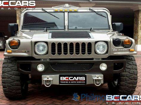 Used Hummer H1 2015 H1 For Sale Pasig City Hummer H1 Sales Hummer H1 Hummer Cars Hummer