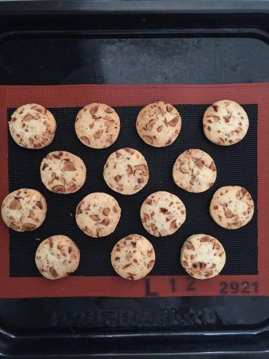 余熱 クッキー