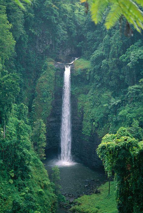 ✮ Sopoaga Falls - Samoa