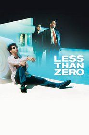 Watch Less Than Zero Download Less Than Zero Less Than Zero