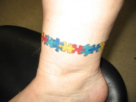autism tattoos for women   one of the best Autism tattoo pages EVER!! :)