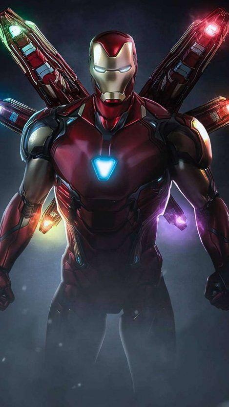 Iron Man Mark 85 Infinity Stone Armor Iphone Wallpaper Iphone Wallpapers Iron Man Pictures Iron Man Avengers Iron Man Photos Iron man wallpaper new suit