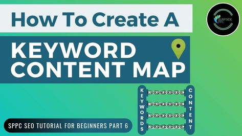 Keyword Mapping Tutorial 2020 - How To Create A Keyword Content Map - SPPC SEO Tutorial #6
