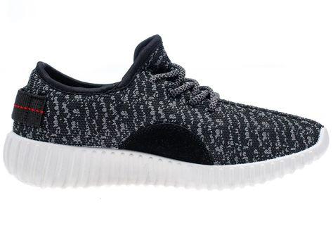 100% najwyższej jakości buty jesienne obuwie Buty sportowe męskie szare Denley NB02 | Bolf Shoes | Buty ...