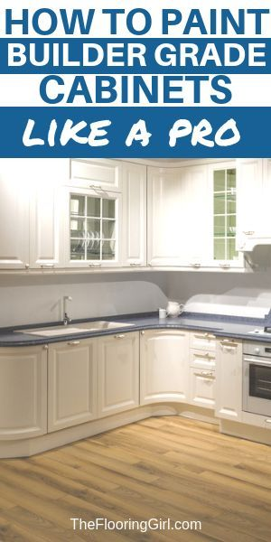 How To Paint Cabinets The Right Way Kitchen Builder Painting Kitchen Cabinets White Kitchen Remodel