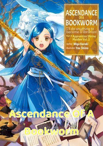 Ascendance Of A Bookworm Part 2 Manga Online