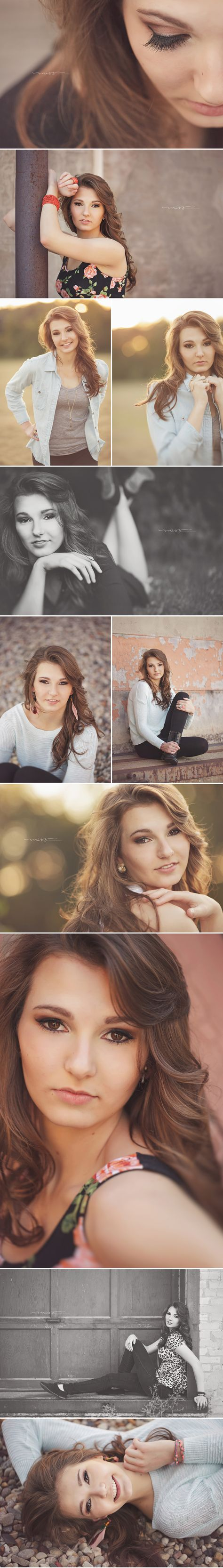 Bay City Senior Photography | Lauren 2014