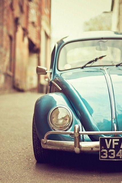 Volkswagen Beetle| play around with aperture