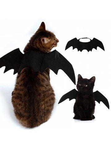 Costume Halloween Pet Bat Wings Cat Bat Costume Pet Halloween