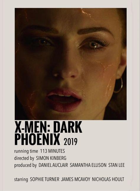Dark Phoenix by Millie