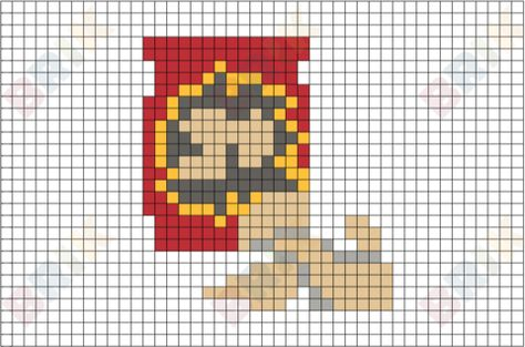 Chips Pixel Art Brik Pixel Art Designs Pinterest