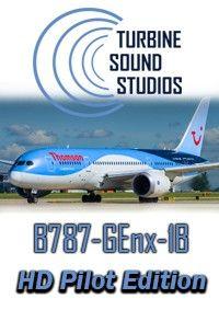 TSS : Boeing 787 GENX-1B HD Pilot Edition Soundpackage FSX