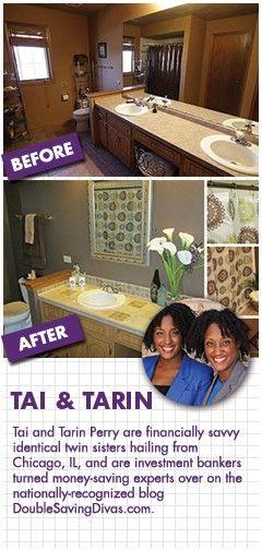 Bathroom Makeover Sweepstakes family dollar home makeover challenge sweepstakes - a $50 bathroom