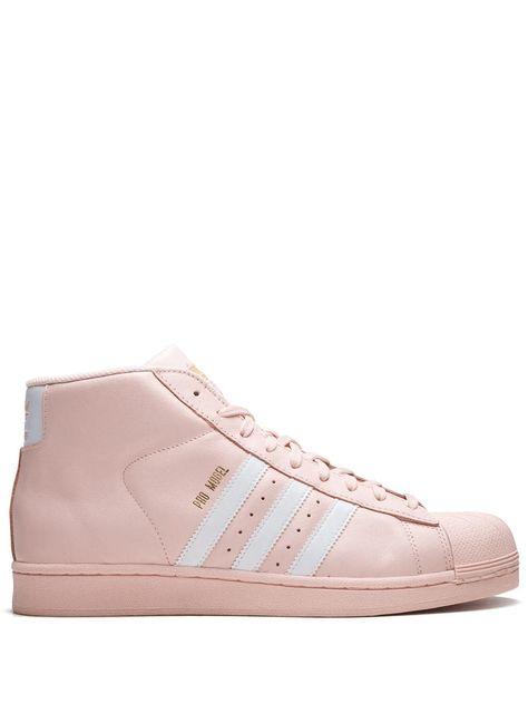 adidas high rosa