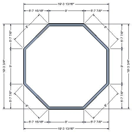 Octagon Gazebo Plans Senalka Com Gazebo Plans Gazebo Roof Octagon House