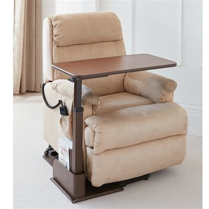 Over Sofa Swivel Top Table Recliner Table Over Chair Table Chair