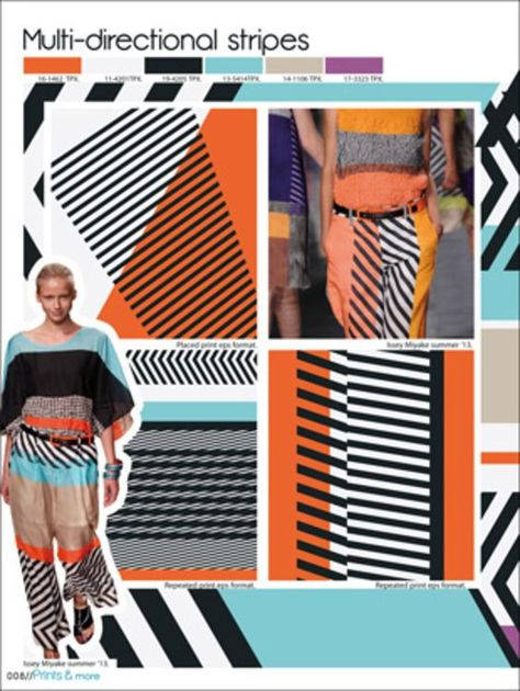 Prints & More SS 2014 - Trendmateriale - Print - Mode