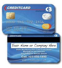 Business card looks like credit card business cards pinterest business card that looks like a credit card reheart Image collections