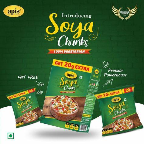 Apis Soya Chunks