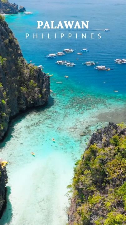 Welcome to Big Lagoon, El Nido in Palawan, Philippines. This place is paradise on earth and is a must for your bucket-list.