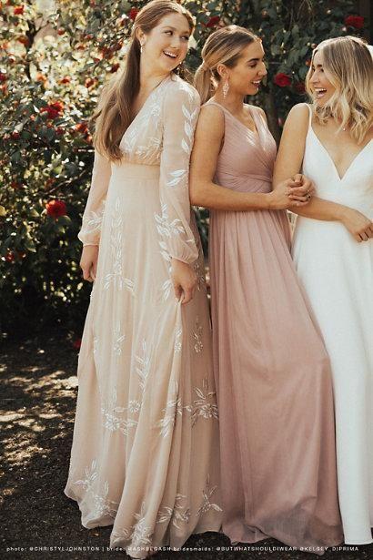 Bridesmaid Dresses In Seattle Area