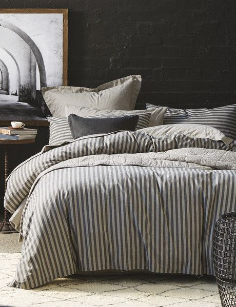 Farmers  Linen House Gidelave Bruny Duvet Cover Set Product Photo Beauteous Farmers Furniture Bedroom Sets Decorating Design