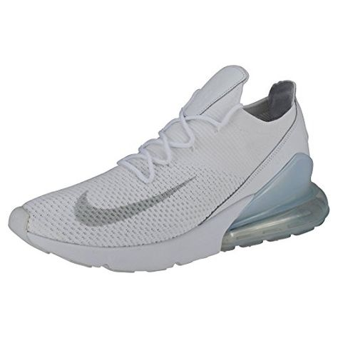 f0886dc01378 NIKE Men s Air Max 270 Flyknit Gymnastics Shoes
