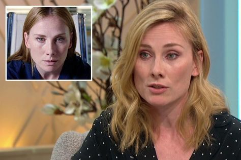 Holby City's Rosie Marcel reveals she had a nervous breakdown on set — The Sun
