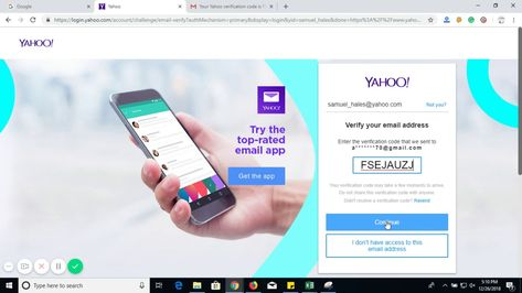 How to recover yahoo email account without phone number
