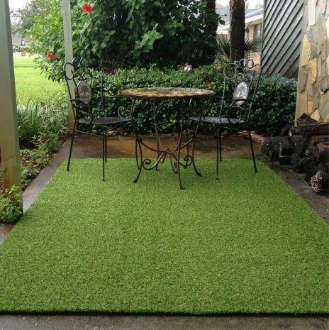 artificial grass rug for patio grass