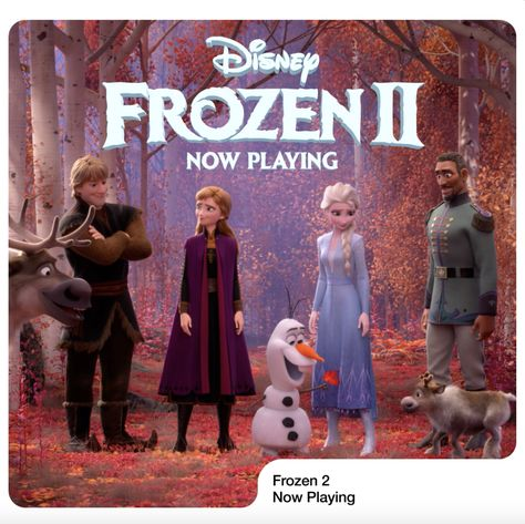 Frozen 2   Now Playing in Theaters