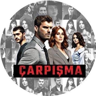 New 2018 Turkish series CARPISMA starring Kivanc Tatlitug and Elcin
