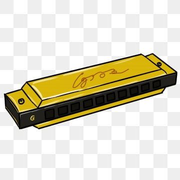 Cartoon Harmonica Hand Painted Harmonica Yellow Harmonica Musical Instrument Mouth Blowing Music Blowing Harmonica Png Transparent Clipart Image And Psd File In 2021 Harmonica Musicals Music Clipart