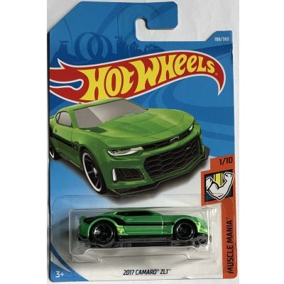 New Arrivals 2018 8h Hot Wheels 1 64 Green 2017 Camaro Zl1 Car Models Collection Kids Toys Vehicle For Children Hot Cars Price 9 99 Free
